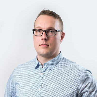 Harri Sepponen, markkinointipäällikkö, Caplan Oy | Mekaniikkasuunnittelu asiantuntija Seinäjoella