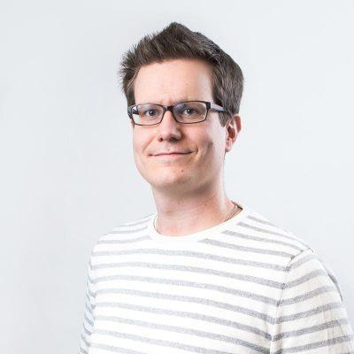 Jukka Kuhalampi, suunnittelija, Caplan Oy