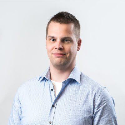 Kimmo Talja, suunnittelija, Caplan Oy