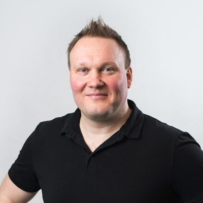 Sami Kangas, suunnittelupäällikkö, Caplan Oy | Mekaniikkasuunnittelu asiantuntija Seinäjoella