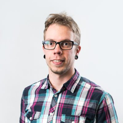 Teemu Södergård, suunnittelija, Caplan Oy