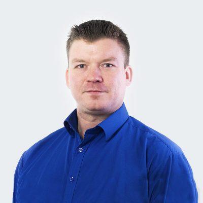 Mika Pekkanen, suunnittelupäällikkö, automaatiosuunnittelu, Caplan Oy